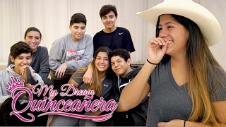 My Dream Quinceañera - Zoe Ep 2 - Beauty and the Chambelanes