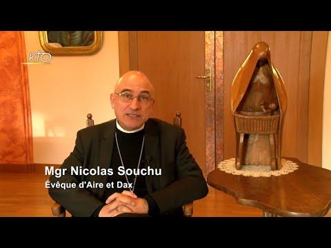 Mgr Nicolas Souchu : « Le Seigneur est avec nous »