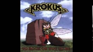 """krokus """"natural blondness"""" to rock or not to be -1995"""