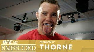 UFC 245 Embedded: Vlog Series - Episode 4
