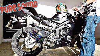 Yamaha R6 Sonido Full System