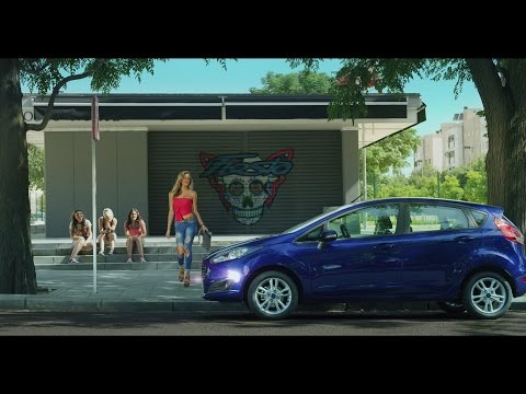 Ford Fiesta 5 Doors Хетчбек класса B - рекламное видео 2