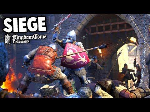 ESCAPE TO TALMBERG - Kingdom Come: Deliverance Gameplay #2