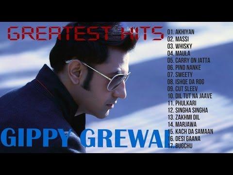 Gippy Grewal Greatest Hits - Jukebox | Super Hit Punjabi Songs - Collection 2017