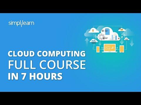 Cloud Computing Full Course | Cloud Computing Tutorial ... - YouTube