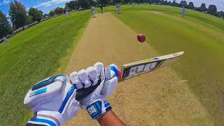 Thriller of an Opening Batting innings | Full GoPro POV Instant Cricket Match|    ||P'sCTV19||