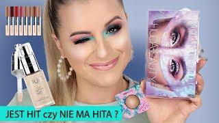 ZBIORCZY TEST NOWOŚCI!   Huda Beauty Mercury Retrograde , Pure Cosmetics, My Secret