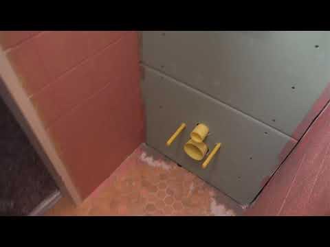 Sanierung Gäste WC vorher nachher Bausanierung Bremen Umbauheld