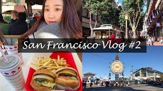 샌프란시스코 여행 브이로그 #2 / (eng cc) san francisco travel vlog #2