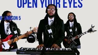 Open Your Eyes - John Legend Cover (Jamison Bethea 5)