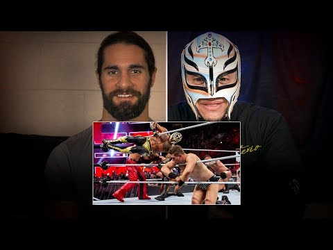 Mysterio, Rollins and more rewatch 2018 Men's Royal Rumble Match: WWE Playback