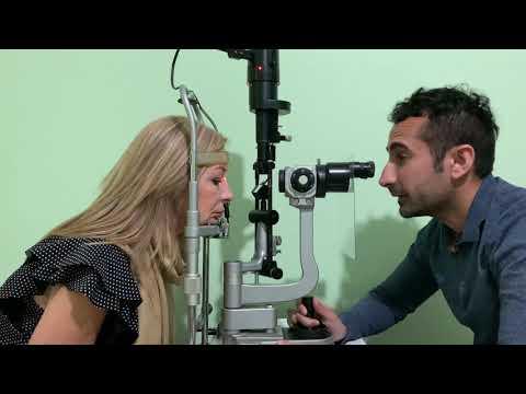 Csökkent látásminőség