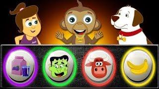 Выберите Правильный | Веселые Игры, Детские Песни И Другие Детские Стишки Для Детей By Annie, Ben &