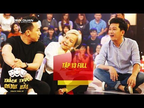 Hình ảnh Youtube -  Thách thức danh hài 3 | tập 13 full hd: A Xìn, Giang Ca ngồi bệt giữa sân khấu tâm sự cùng thí sinh