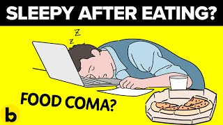 Why You Feel Sleepy After You Eat And How To Prevent It