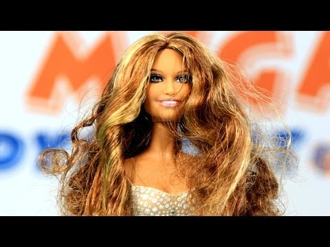 Jennifer Lopez - Pop Star - Barbie Collector - Mattel - www.MegaDyskont.pl