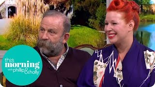 Dick and Angel's Incredible 45-Room French Chateau Transformation | This Morning