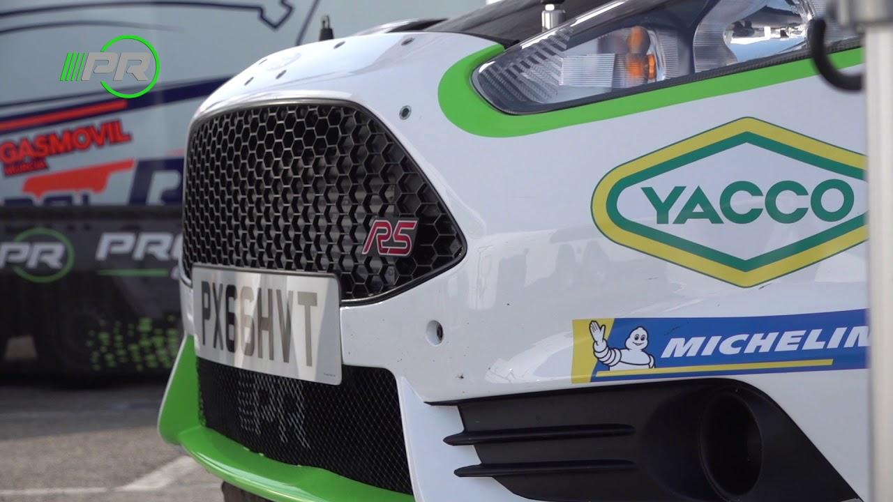 Rallye Santander Cantabria 2018