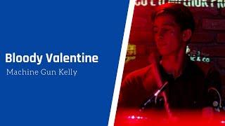 Machine Gun Kelly - Bloody Valentine - Drum Cover by Samuel Sales
