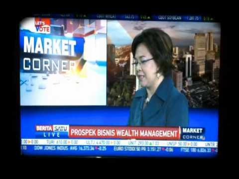 Prospek Bisnis Wealth Management, Desi Armadiani CWM