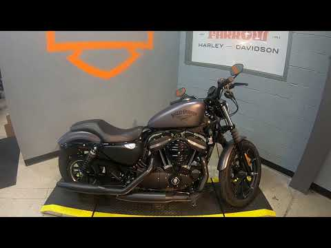 2017 Harley-Davidson Sportster Iron 883 XL 883N