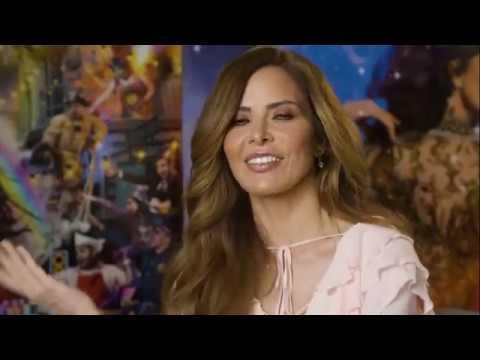 GLORIA TREVI en el Orgullo de Madrid | ENTREVISTA SHANGAY