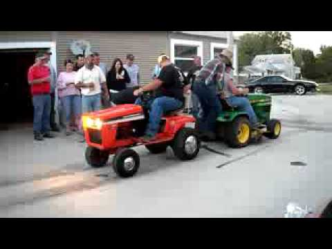 Cortadora de cesped vs mini tractor