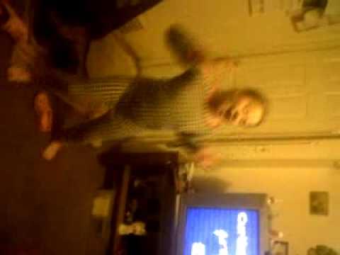 Ash dancin to tick tock part 2.