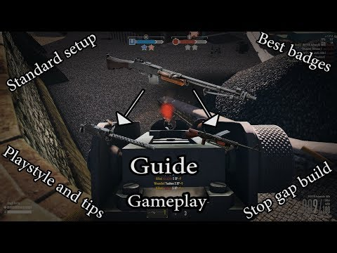 The guide to m1918 B.A.R. for HnG