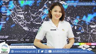 Prakiraan Cuaca BMKG di 33 Kota Hari Ini Rabu 28 Juli 2021: Medan Hujan, Bandung Cerah