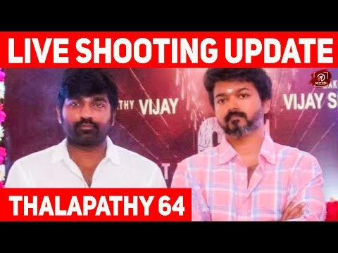 Thalapathy64 VJS Joins The Cast | ThalapathyVijay ..