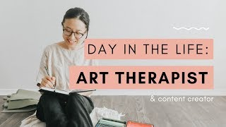 Day In The Life Of An Art Therapist