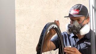 How I Glue Tires . VLOG 2.4