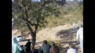preview picture of video 'Elpirata Rallyshow. Rally de Olta. 2012'