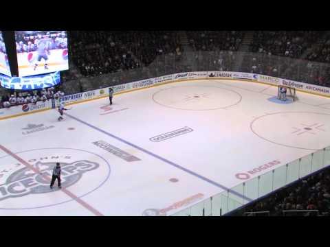 IceCaps-Sound TIgers Nine-Round Shootout