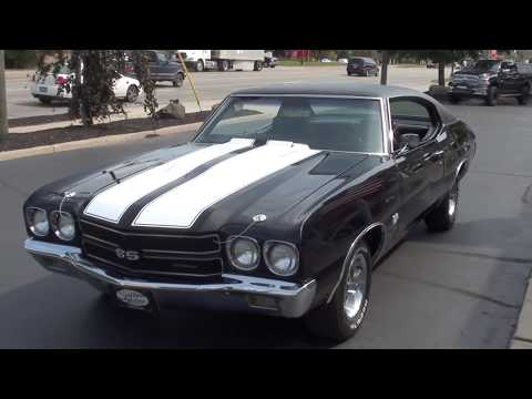Video of '70 Chevelle SS - LUW8