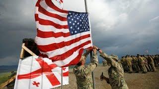 100 миллионов на оборону Грузии, выборы в России и агенты США Пограничная ZONA Автор: Егор Куроптев