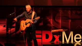 My Life As A One-Man Band | Tommy Emmanuel | TEDxMelbourne