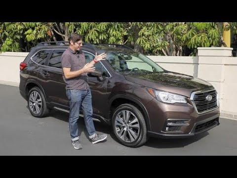 2019 Subaru Ascent Limited First Drive Video Review