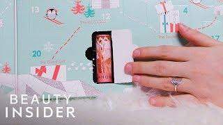 Inside Sephora's $45 Holiday Advent Calendar
