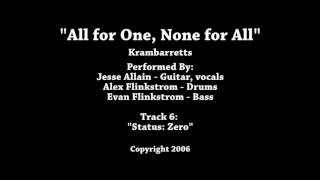 Krambarretts - All for One, None for All