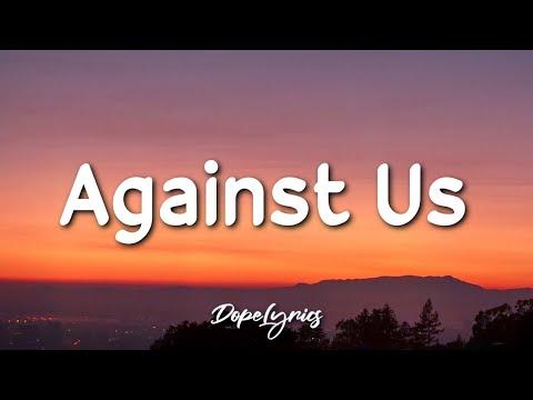 Caroline - Against Us (Lyrics) 🎵