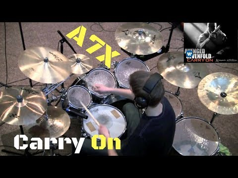 Avenged Sevenfold - Carry On drum cover