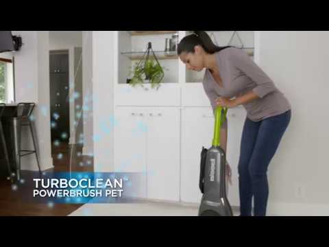 How to Use The TurboClean/PowerForce PowerBrush Video