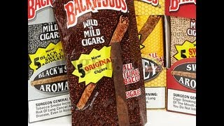 BACKWOODS SMOKES CIGAR REVIEW!!!