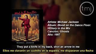 Letra Traducida Ghosts De Michael Jackson