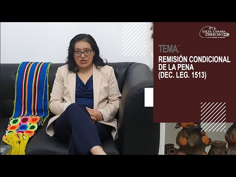 REMISIÓN CONDICIONAL DE LA PENA - Luces Cámara Derecho 178