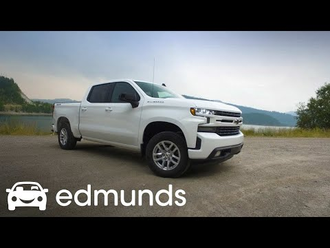 Is The 2019 Chevrolet Silverado The Best Silverado Ever? | First Drive | Edmunds
