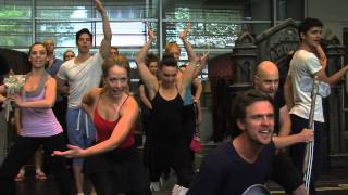 The Addams Family - Rehearsals