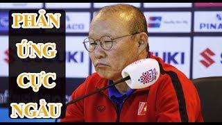 HLV Park Hang-seo bức xúc khi phóng viên Malaysia tố Việt Nam đá xấu